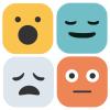 Emotional faces - emotion