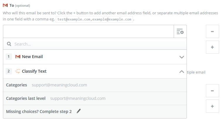 Zapier resend email