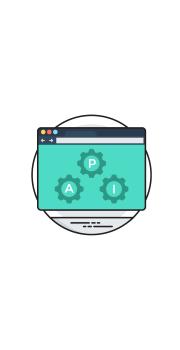Icono de API